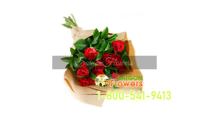 Send flowers to ho chi minh