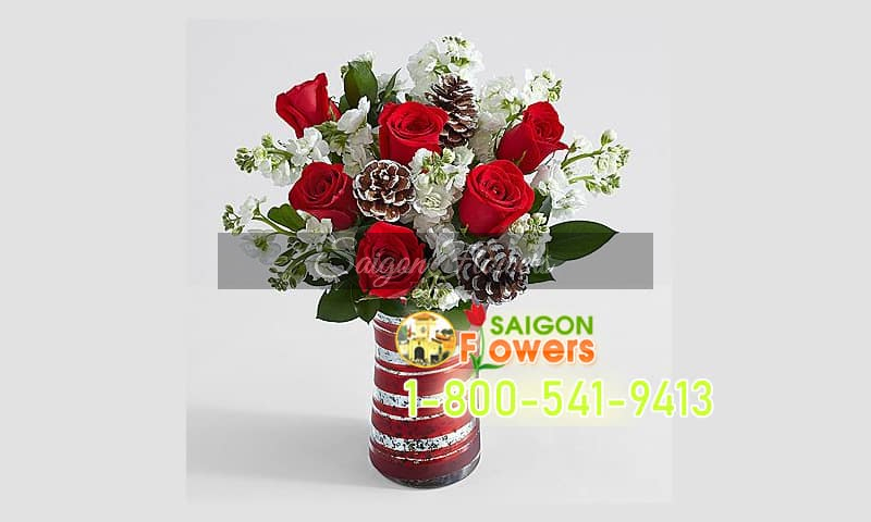 Send flowers to saigon