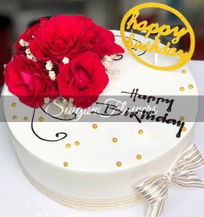 birthday cake 13