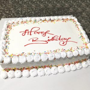 birthday cake 14