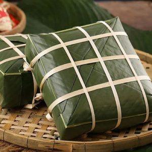 cap banh chung tet food