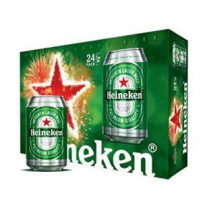 heineken beer 24 cans