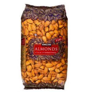 kirkland signature almond tet food