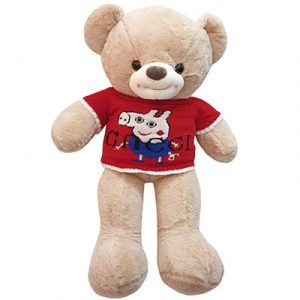 peach teddy bear gifts 2