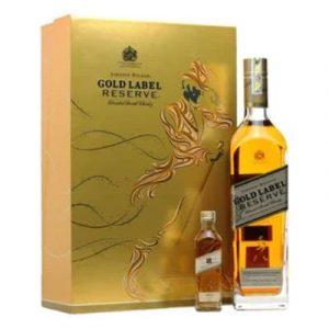 ruou johnnie walker gold hop qua tet 2019