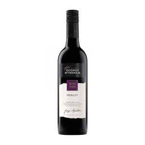 bin 999 merlot red wine