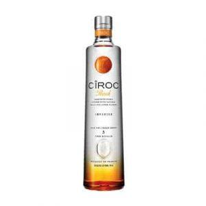 ciroc peach vodka