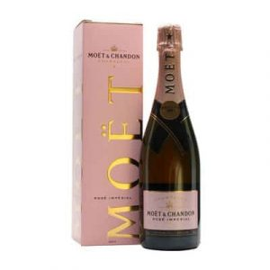 moet chandon rose imperial