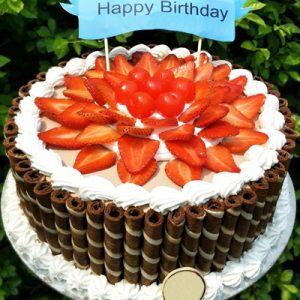 fruit cake 25