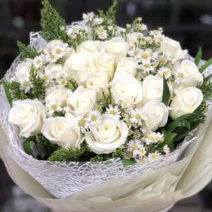 Sympathy Bouquet Vietnam 04