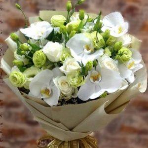 Sympathy Bouquet Vietnam 06