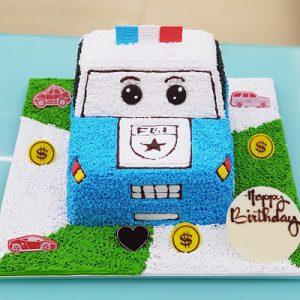 car cake 01