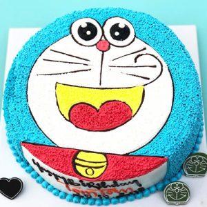 doremon cake 01