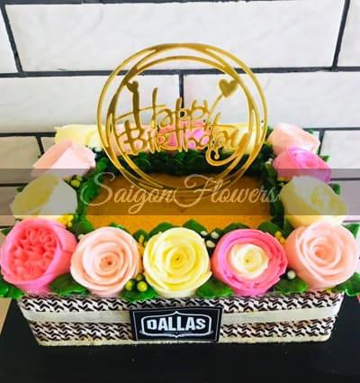 flora cake
