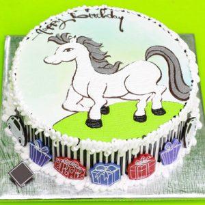 horse cake 02