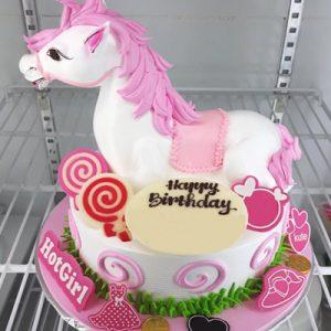 horse cake 03