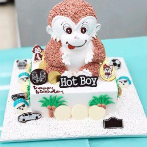 monkey cake 03