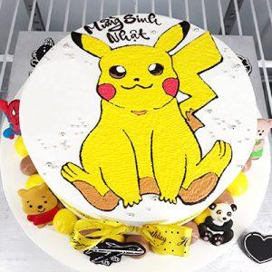 pikachu cake 02