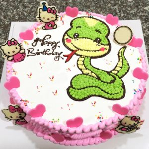 snake cake 01