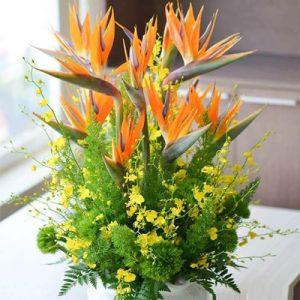 Office Flowers Vietnam 11