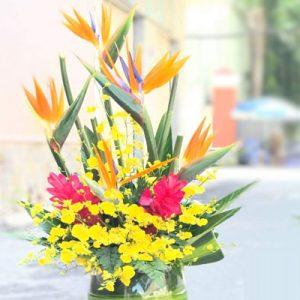 Office Flowers Vietnam 15