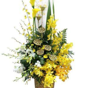 Office Flowers Vietnam 25