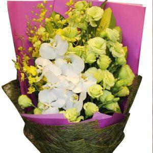 Sympathy Bouquet Vietnam 07