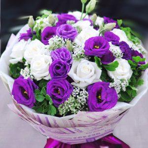 Sympathy Bouquet Vietnam 08
