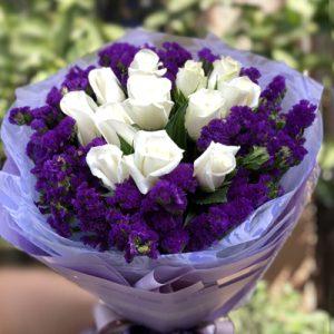 Sympathy Bouquet Vietnam 11