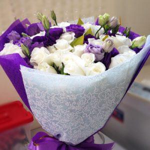 Sympathy Bouquet Vietnam 12