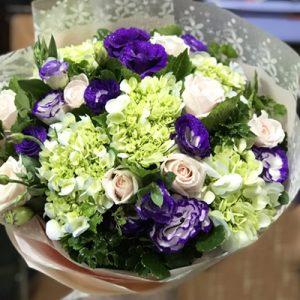 Sympathy Bouquet Vietnam 13