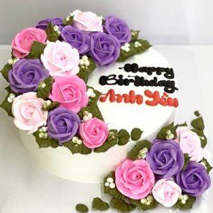 birthday cake 53
