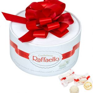 chocolate raffaello coconut 200g