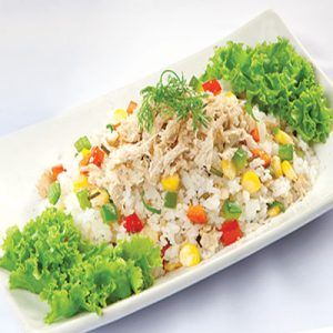 Fried Rice With Salted Fish