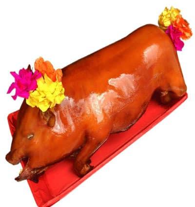 Roasted Pork 8.8 Pounds