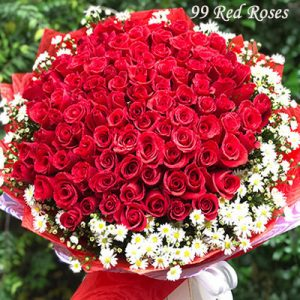 Vietnamese Women's Day Roses 01