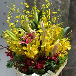 Christmas Flowers 07