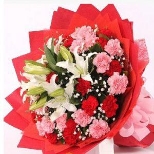 Christmas Flowers 12