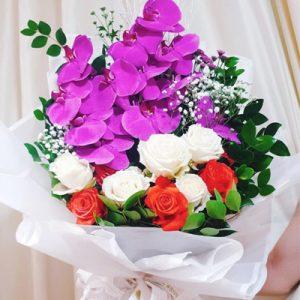 Christmas Flowers 29
