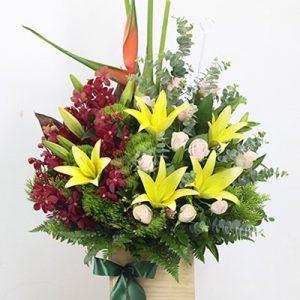 Christmas Flowers 36