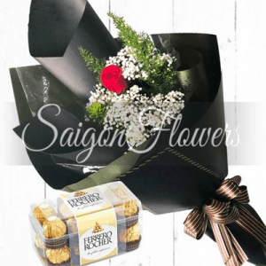 Vietnamese Teacher's Day Flowers 02