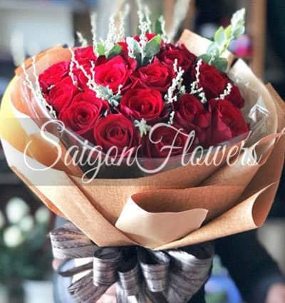Vietnamese Teacher's Day Flowers 04