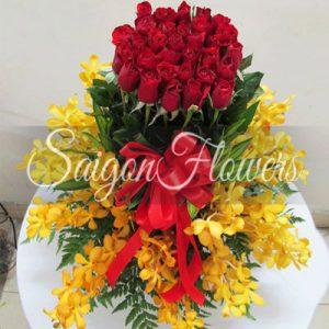 Vietnamese Teacher's Day Flowers 10