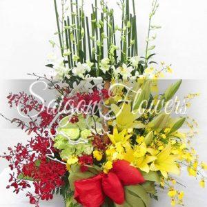 Vietnamese Teacher's Day Flowers 11