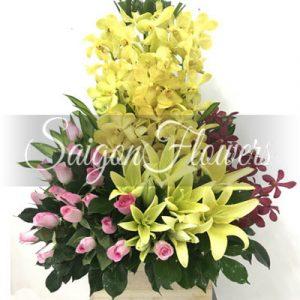 Vietnamese Teacher's Day Flowers 12