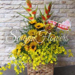 Vietnamese Teacher's Day Flowers 13