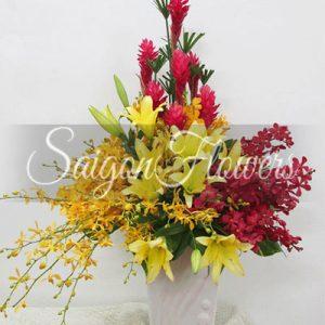Vietnamese Teacher's Day Flowers 14