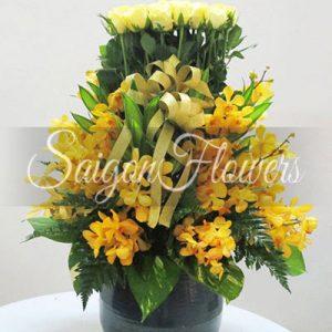 Vietnamese Teacher's Day Flowers 15
