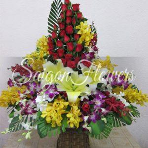 Vietnamese Teacher's Day Flowers 16