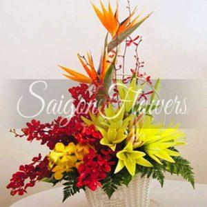 Vietnamese Teacher's Day Flowers 17